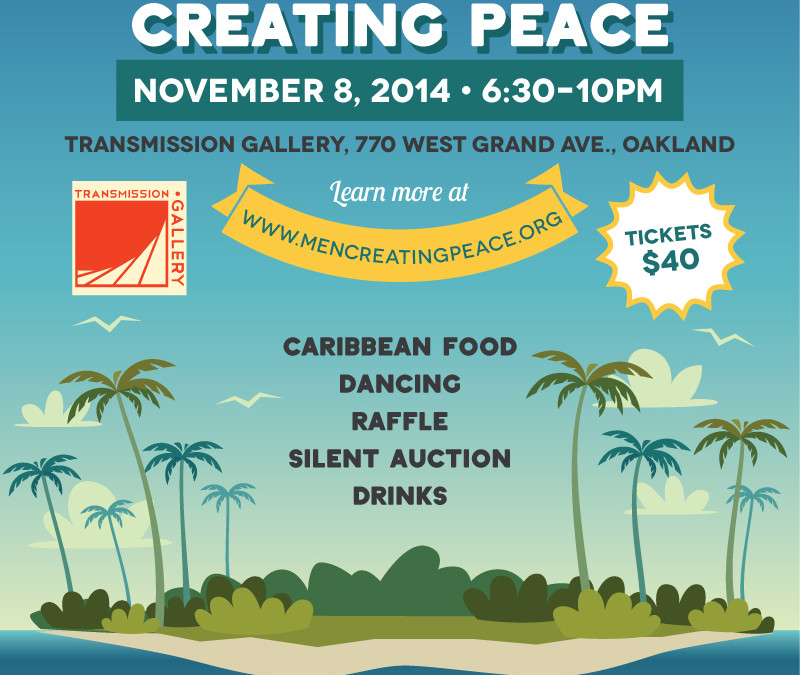 Men Creating Peace Fundraiser