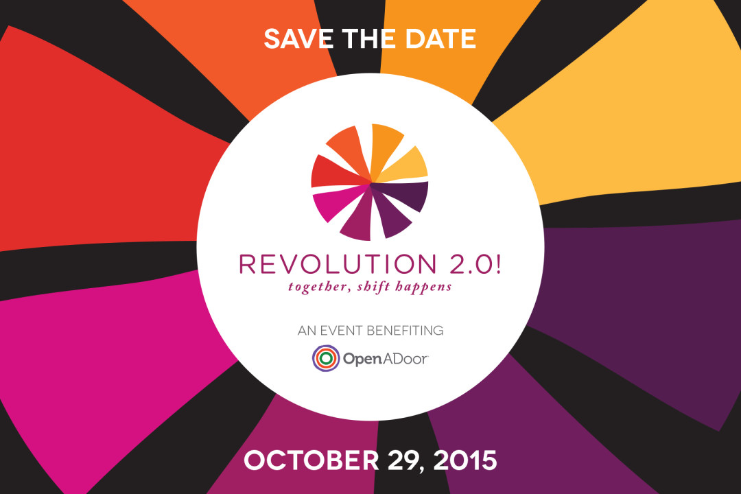 Revolution 2.0 Save the Date