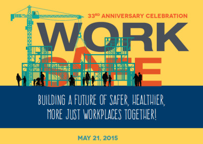WorkSafe Anniversary 2015 Celebration