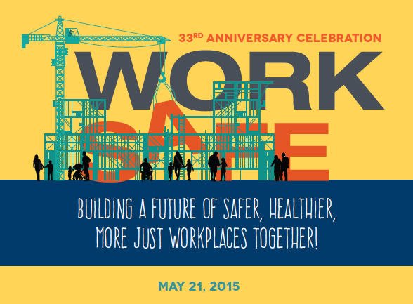 WorkSafe Anniversary 2015 Celebration