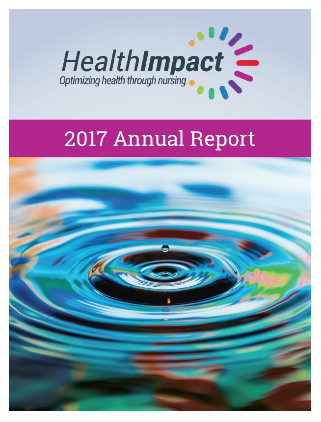 HealthImpact Annual Report
