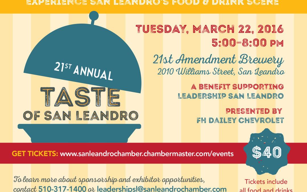 Taste of San Leandro