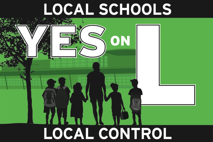 POLITICAL CAMPAIGNS: Yes on Measure L Campaign
