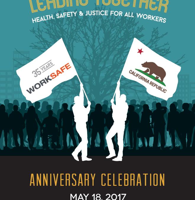 WorkSafe Anniversary Celebration