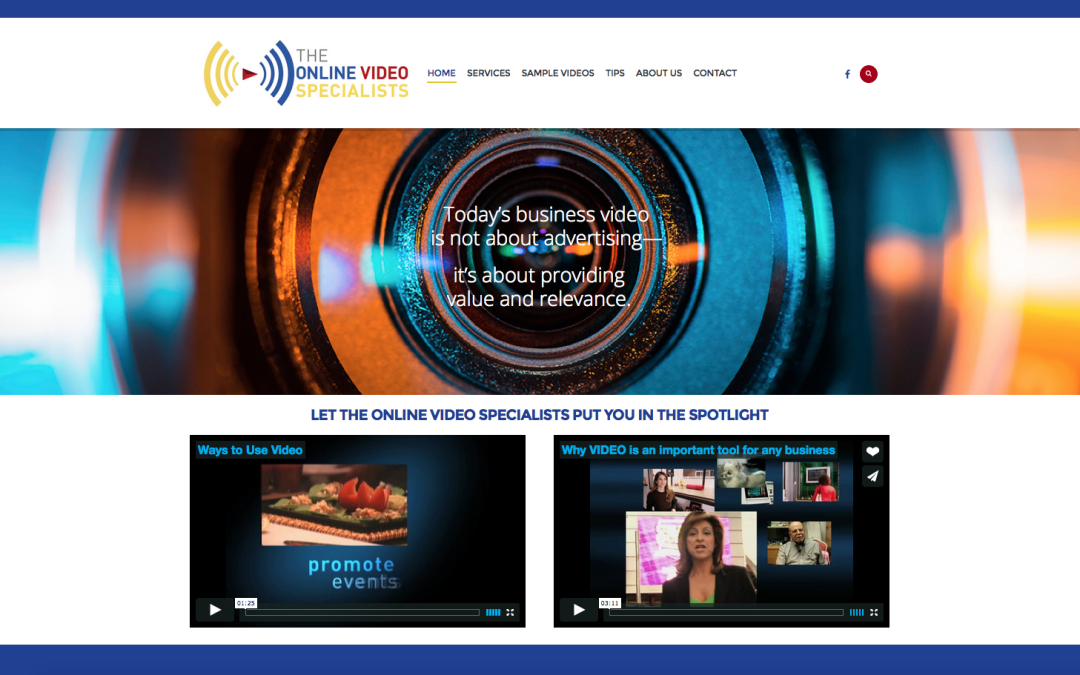 The Online Video Specialists