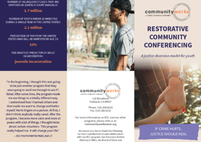 BROCHURES: Community Works