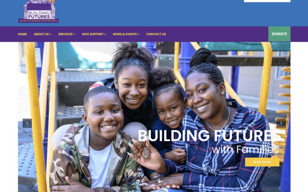 Building Futures Website